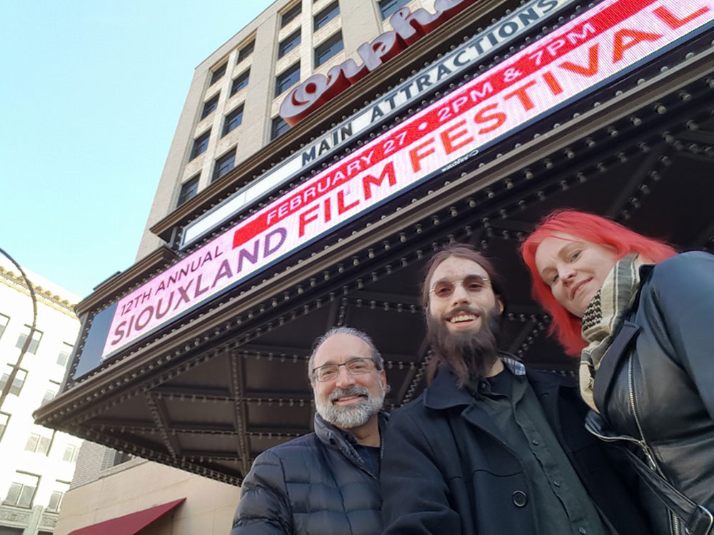 Paracosm Film - Siouxland Marquee
